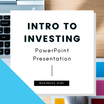 Introduction to Investing PowerPoint Presentation