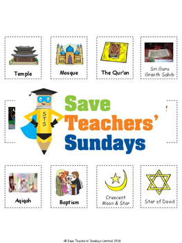 Introduction to Islam Lesson plan, PowerPoint and Worksheets