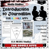 Introduction to Journalism for Google Apps