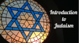 Introduction to Judaism Google Slides Notes