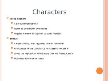 Introduction to Julius Caesar