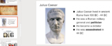 Introduction to Julius Caesar Guided Notes