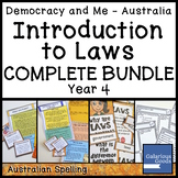 Introduction to Laws Complete Bundle (Year 4 HASS)