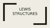 Introduction to Lewis Structures