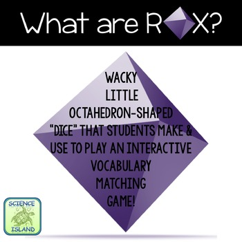 Introduction to Life Science ROX Vocabulary Game