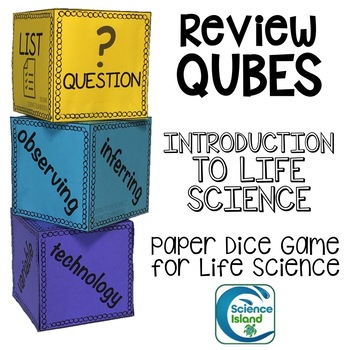 Introduction to Life Science Review Qubes
