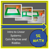 Introduction to Linear Systems:  Coin Activity Stations