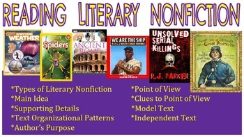 Introduction to Literary Nonfiction