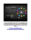 Introduction to Literary Theory/Criticism-Handout and Prezi