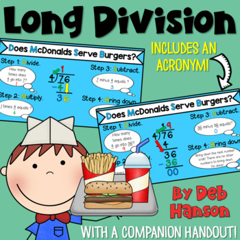 Long Division Test Teaching Resources | Teachers Pay Teachers