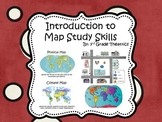 Introduction to Map Study Skills