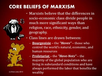 Introduction to Marxism & Marxist Theory