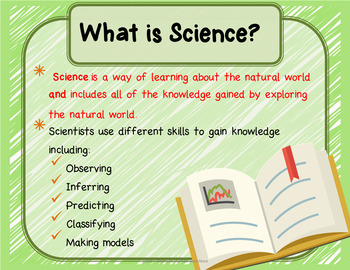 Introduction to Science -BUNDLE