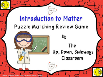 Introduction to Matter Puzzle Matching Review Game