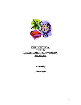 Introduction to Measurement Conversion