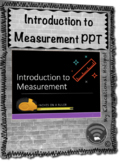 Introduction to Measurement Inches and Centimeters Instruc