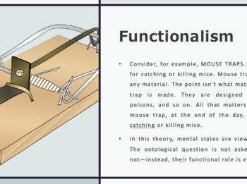 Introduction to Mind-Body Philosophy (Various Theories)