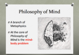 Introduction to Mind-Body Philosophy (Philosophy of Mind P