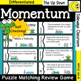 Introduction to Momentum Puzzle Matching Review Game - Just Froggy Edition