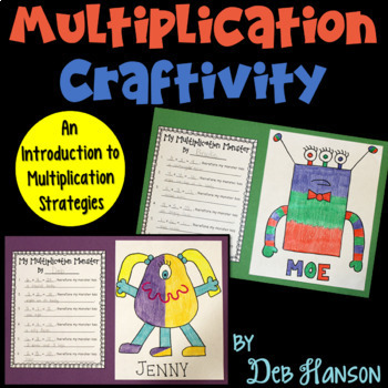 An Introduction to Multiplication: A Bundle of Activities!