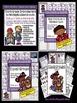 3rd Grade Go Math Chapter Three Understanding Multiplication Center Games Bundle