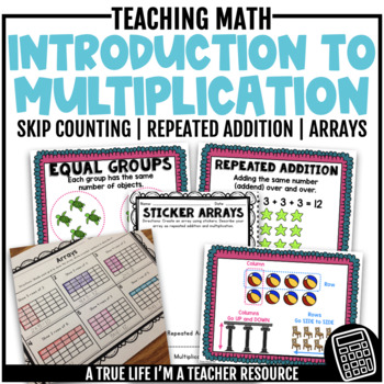 Introduction to Multiplication Mini-Unit