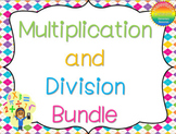 Introduction to Multiplication and Division Bundle