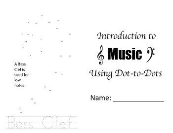 Introduction to Music-Dot-to-Dots