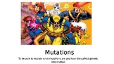 Introduction to Mutations