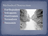 Introduction to Natural Disasters PPT
