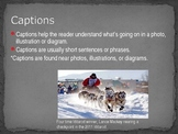 Introduction to Nonfiction Text Features PPT