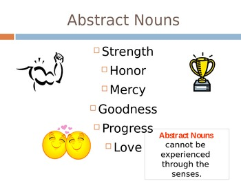 Introduction to Nouns Power Point