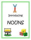Introduction to Nouns Unit