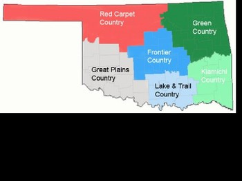 Introduction to Oklahoma Regions