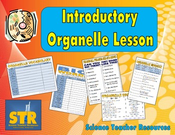 Introduction to Organelles Lesson