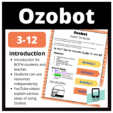 Introduction to Ozobot: Student-Driven Activities