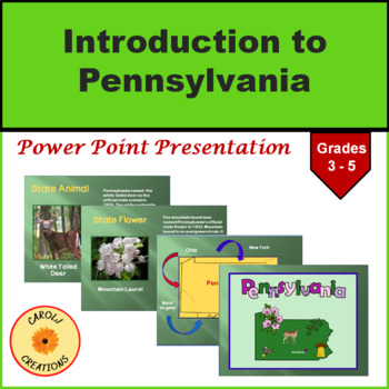 Introduction to Pennsylvania