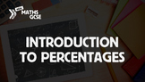 Introduction to Percentages - Complete Lesson