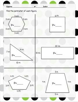 Introduction to Perimeter