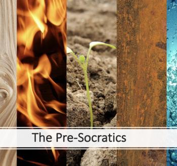 The Presocratics (Philosophy) PowerPoint