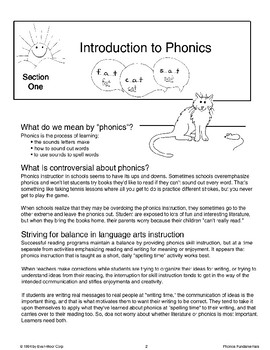 Introduction to Phonics (for Teachers)