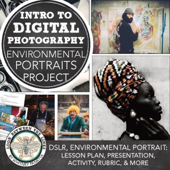 Introduction to Photography, DSLR Environmental Portraits Project and Critique