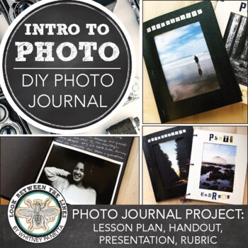 Introduction to Photography: Creating a Photo Journal with Photo Quotes
