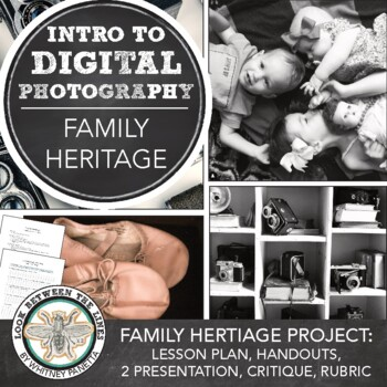 Introduction to Photography: Family Heritage, Personal Subject Matter
