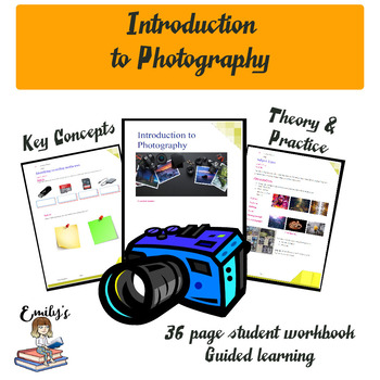 Introduction to Photography: Student Workbook