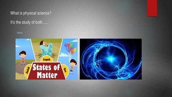 Introduction to Physical Science, Physics, and Chemistry