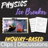 First Day of Physics Activity - Interact, Discuss, and Learn (Icebreaker)