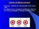 """Introduction to Physics Lesson III PowerPoint """"Measurement"""""""