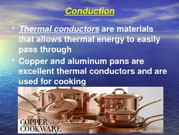 "Introduction to Physics Lesson V PowerPoint ""Heat & Thermodynamics"""""