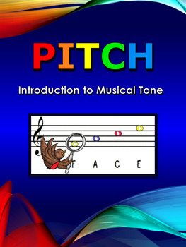 Pitch - Introduction to Musical Tone!